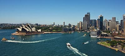 Circular Quay from Sydney Harbour Bridge (2015-02-08).jpg